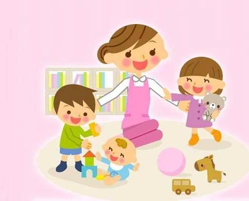 Assistente infanzia