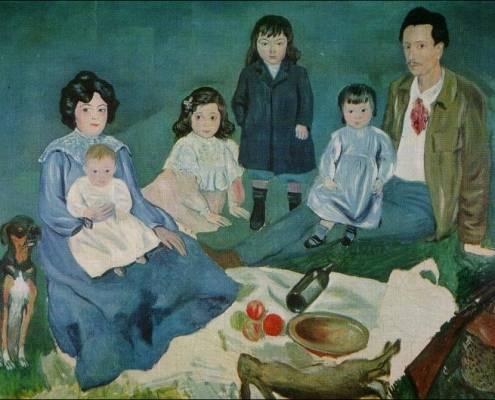 La famiglia Soler Picasso
